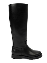 Saint Laurent Wellington Style Boots Black