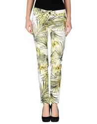 Divina Casual Pants Acid Green