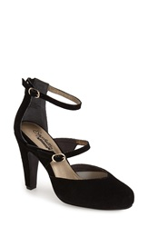 Seychelles 'Harp' Pump Women Black Suede