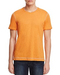 Robert Graham Nomads V Neck Tee Orange