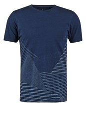 Teddy Smith Thobias Basic Tshirt Dark Blue