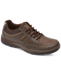 Rockport Gyk Blucher Sneakers Men's Shoes Brown