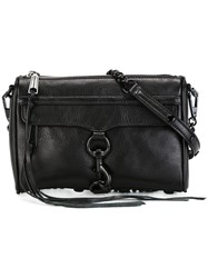 Rebecca Minkoff Large Cross Body Bag Black