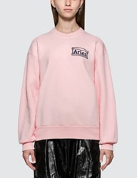 Aries Logo Sweatshirt