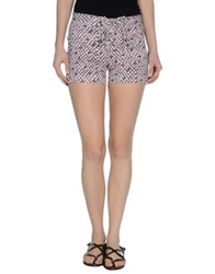 See By Chloe See By Chloe Denim Shorts Pink