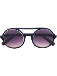 Derek Lam 'Morton' Sunglasses Brown