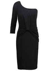 Morgan Ronan Cocktail Dress Party Dress Noir Black