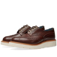 Tricker's Bourton Vibram Sole Brogue Neutrals