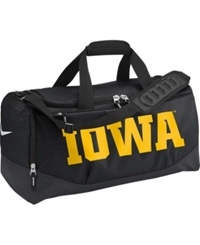 Nike Iowa Hawkeyes Training Duffel Bag Team Color