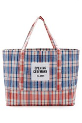 Opening Ceremony Large Chinatown Tote Bag Multi