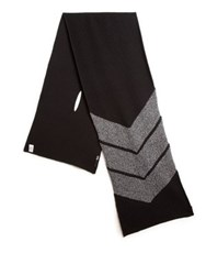 Y 3 Knit Chevron Scarf