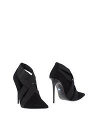 Philippe Model Ankle Boots Black
