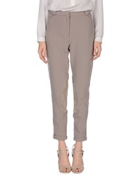 Day Birger Et Mikkelsen Trousers Casual Trousers Women Dove Grey