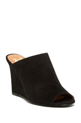 Vc Signature Colette Wedge Sandal Black