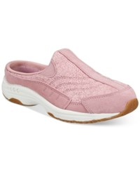 Easy Spirit Traveltime Sneakers Women's Shoes Pink