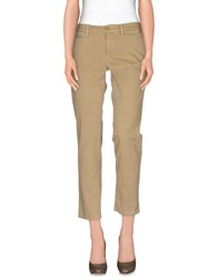 Nolita De Nimes Trousers Casual Trousers Women Sand