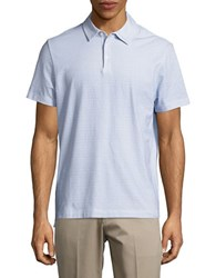 Kenneth Cole Stretch Cotton Performance Polo Bayview