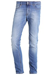 Kiomi Slim Fit Jeans Blue Blue Denim