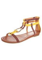 Xti Sandals Taupe Amarillo