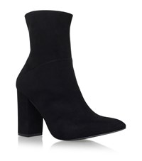 Carvela Kurt Geiger Syndrome Ankle Boots Female Black