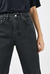 Topshop Boyfriend Jeans By Boutique Black