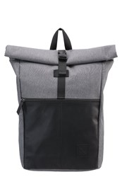 Your Turn Rucksack Dark Grey Black