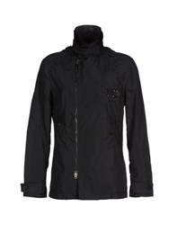 Class Roberto Cavalli Coats And Jackets Jackets Men Black