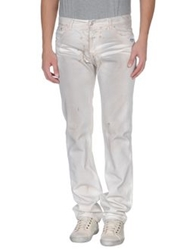Orlando Casual Pants Ivory