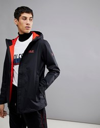 Jack Wolfskin Arroyo Jacket In Black