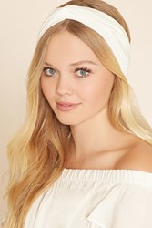 Forever 21 Stretch Knit Twisted Headwrap