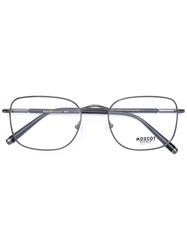 Moscot 'Eric' Glasses Metallic