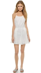 6 Shore Road By Pooja Spirits Lace Dress Moonlight White