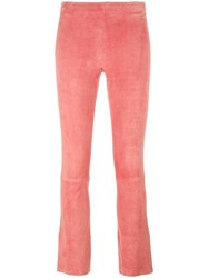 Stouls Maxime Trousers Pink Purple