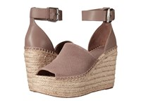 Marc Fisher Adalyne Taupe Suede Women's Wedge Shoes