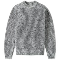 Alexander Wang T By Chunky Crew Knit Black