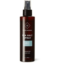 Blind Barber 40 Proof Sea Salt Spray 180Ml One Size Colorless