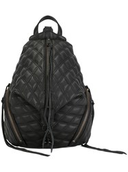 Rebecca Minkoff Quilted Backpack Black