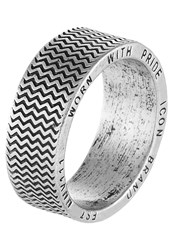 Icon Brand Ring Silvercoloured