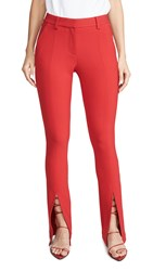 A.L.C. Conway Pants Red