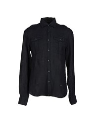 Dekker Shirts Shirts Men Steel Grey