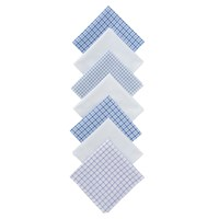 John Lewis Designer Handkerchiefs Pack Of 7 Multi