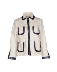 L'autre Chose L' Autre Chose Suits And Jackets Blazers Women Ivory