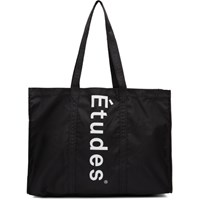 Etudes Studio Black Nylon Friday Tote
