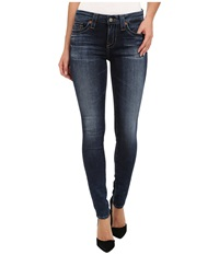 Big Star Alex Skinny Jean In Fortuna Fortuna Women's Jeans Blue