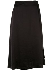 08Sircus High Waisted Skirt Black