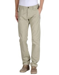 Seventy Casual Pants Military Green