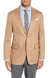 Todd Snyder Men's White Label Trim Fit Camel Hair Blazer