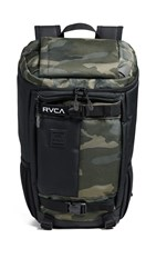 Rvca Voyage Skate Commuter Backpack Camo