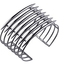 Shaun Leane Grid Sterling Silver Quill Cuff