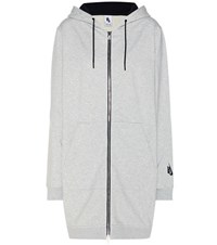 Nikelab Essentials Cotton Hoodie Grey